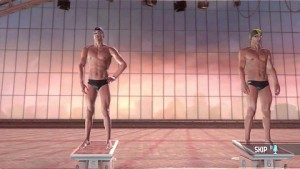 Michael Phelps Push the Limit für Kinect