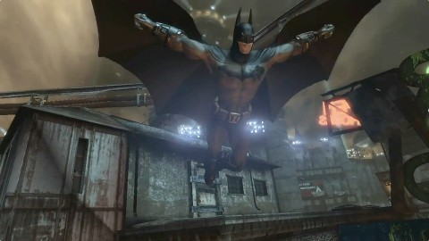 Batman Arkham City - Trailer (Gameplay)