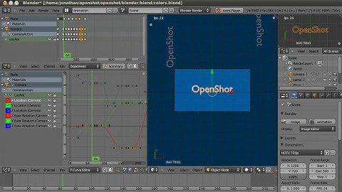 Openshot Version 1.4