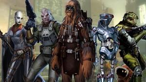 Star Wars The Old Republic - Begleiter (Gameplay)