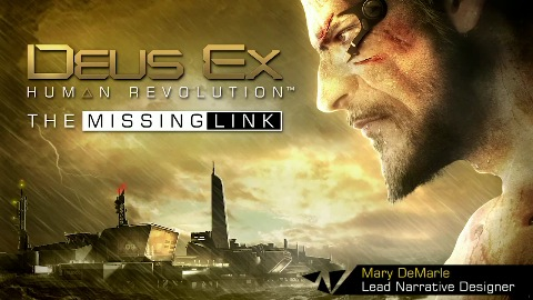 Deus Ex Human Revolution - DLC-Gameplay