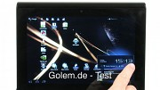 Sony Tablet S - Test