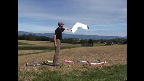 Drohnen fliegen im Schwarm - EPFL
