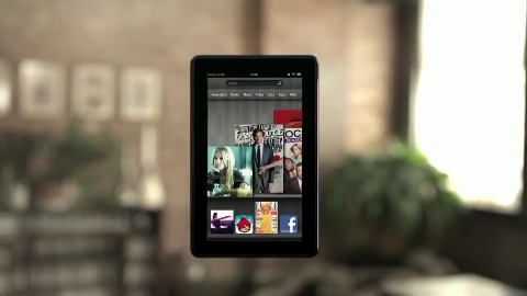 Amazon Kindle Fire - Herstellervideo