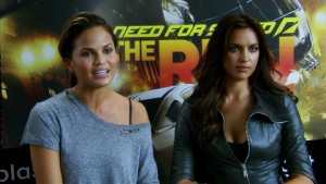Need for Speed The Run - Die Babes (Backstage)