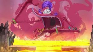 Rayman Origins - Trailer (Rund um die Welt)