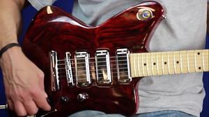 Vorstellung der Hightech-Gitarre Firebird X - Gibson