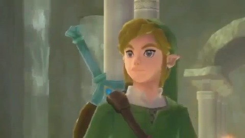 The Legend of Zelda Skyward Sword - Trailer (Opening)