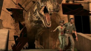 Jurassic Park The Game - Trailer (Gameplay)