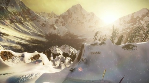 SSX - Trailer (Gameplay, Defy Reality)