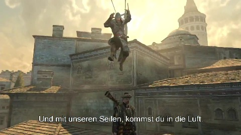 Assassin's Creed Revelations - Trailer (Hookblade)