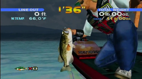 Sega Bass Fishing - Trailer (Gameplay, Horror)