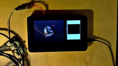 Cordia HD auf dem Cordia Tablet
