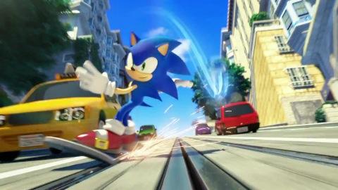 Sonic Generations - Trailer (Dreamcast-Ära)