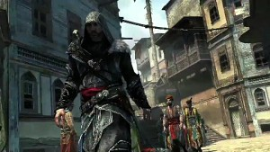 Assassin's Creed Revelations - Trailer (Kämpfe)
