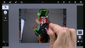 Photoshop Touch für Android-Tablets
