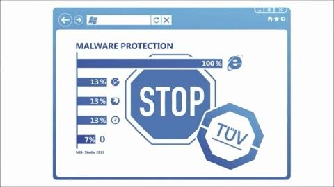 Internet Explorer 9 - Trackingschutz