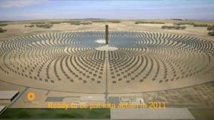 Solarkraftwerk Gemasolar - Torresol Energy