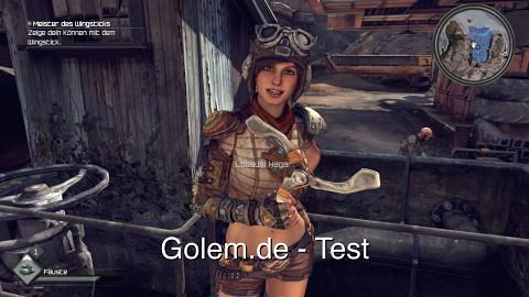 Rage - Test