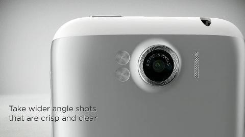HTC - Sensation XL - Features