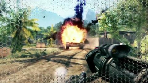 Crysis 1 für Konsolen - Trailer (Launch)