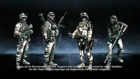 Battlefield 3 - Beta-Tutorial von EA und Dice