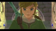 Zelda Skyward Sword - Trailer (Skyview Temple)
