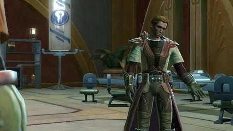 Star Wars The Old Republic - Jedi vs. Kopfgeldjäger