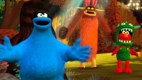 Sesamstraße für Kinect - Trailer (Launch)