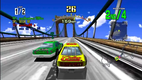 Daytona - Trailer (Debut, Gameplay)