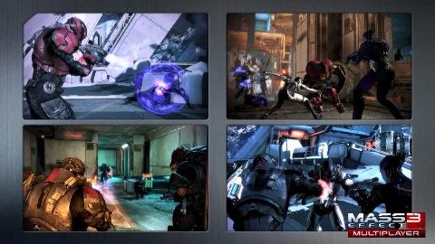 Mass Effect 3 - Trailer (Multiplayer, Koop)