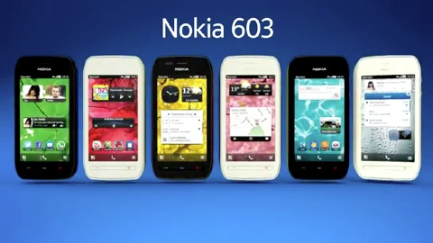 Nokia 603 - Herstellervideo