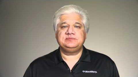 Mike Lazaridis zum Blackberry-Ausfall