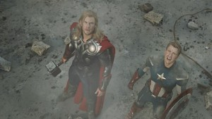 The Avengers - Kinotrailer