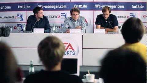Fußball Manager 12 - 3D Spiel und Live Ticker