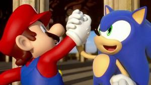 Mario und Sonic Olympische Spiele in London (Party)
