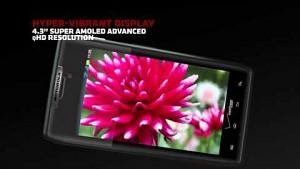 Motorola Droid Razr - Herstellervideo
