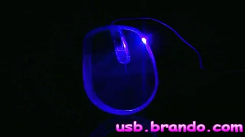 Brando USB Big Mouse - Herstellervideo