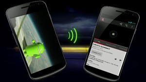 Samsungs Galaxy Nexus mit Android 4.0