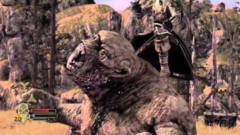 Herr der Ringe - Krieg im Norden - Trailer (Menschen)