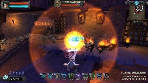 Orcs Must Die - Trailer (Gameplay)