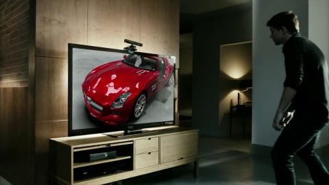Forza Motorsport 4 - Kinect im Autovista-Modus