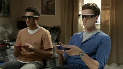 Sony stellt Playstation-3D-Monitor vor