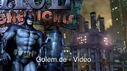 Batman Arkham City - Gameplay (Kämpfe, Stealth)