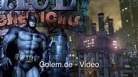 Batman Arkham City - Gameplay (Kämpfe, Stealth)