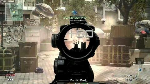 Call of Duty Modern Warfare 3 - Strike Packages
