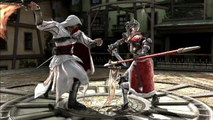Ezio Auditore da Firenze in Soul Calibur 5