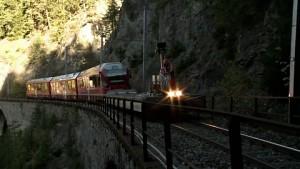 Google fotografiert zwei Bahnstrecken in der Schweiz für Street View