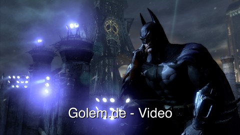 Batman Arkham City - Gameplay (Stadterkundung)