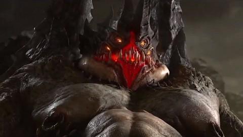 Diablo 3 - Cinematic (Der schwarze Seelenstein)